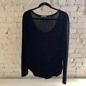 Abercrombie & Fitch Super Soft Long Sleeve Top